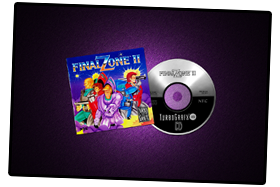 Final Zone II (Art + CD)