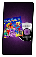 Final Zone II (Manual + CD)