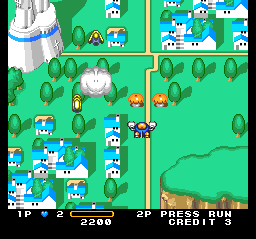 Twinbee (Normal Mode)